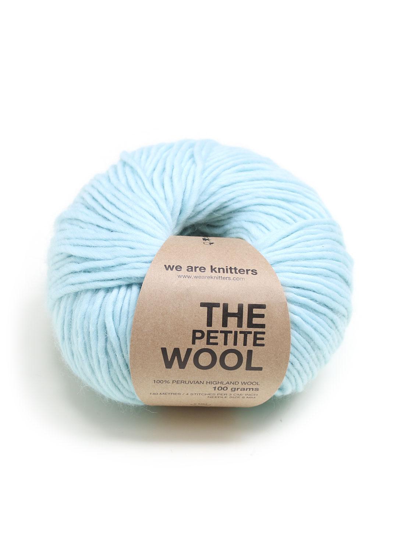 We Are Knitters 100% laine fine péruvienne Aquamarine Laine Fine